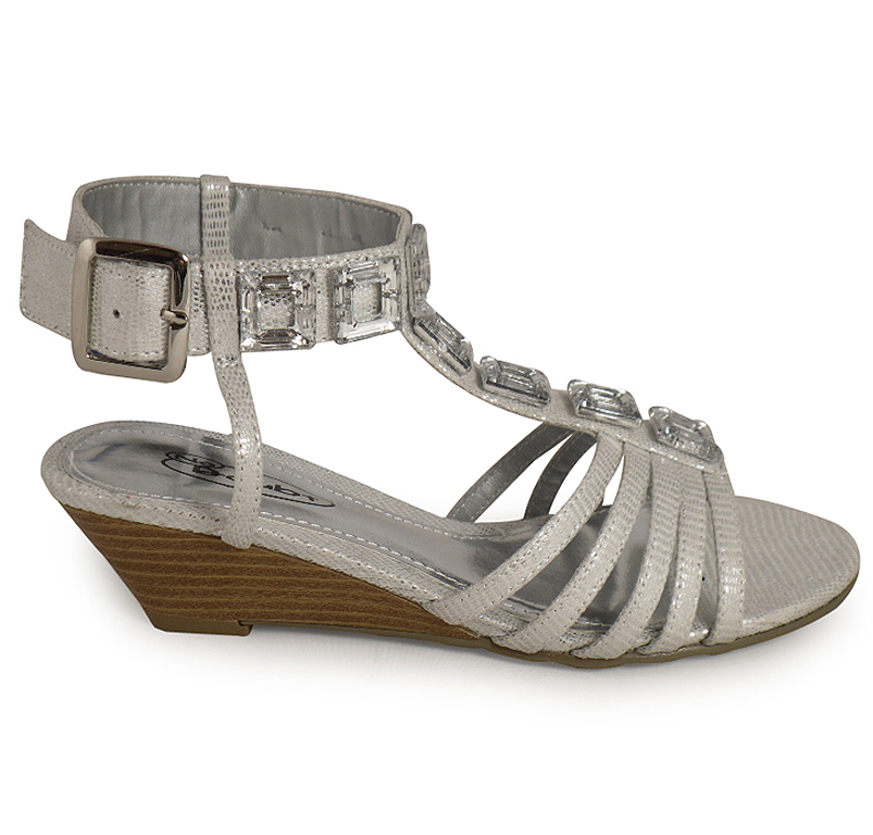 Silver Women's Sandals: Find the latest styles of Shoes from multiformo.tk Your Online Women's Shoes Store! Get 5% in rewards with Club O! skip to main content. Registries Gift Cards.