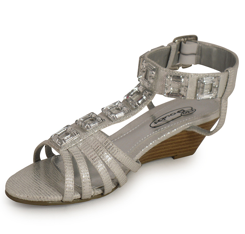 Sandals. Sandals have taken on new guises and styles to become a chic wardrobe essential. While on-trend mules and gladiators are your laidback saviours, turn to wedge looks for smart wear and slip into strappy heels for special events.
